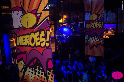 Fotos do evento PRIVILÈGE HEROES em Búzios