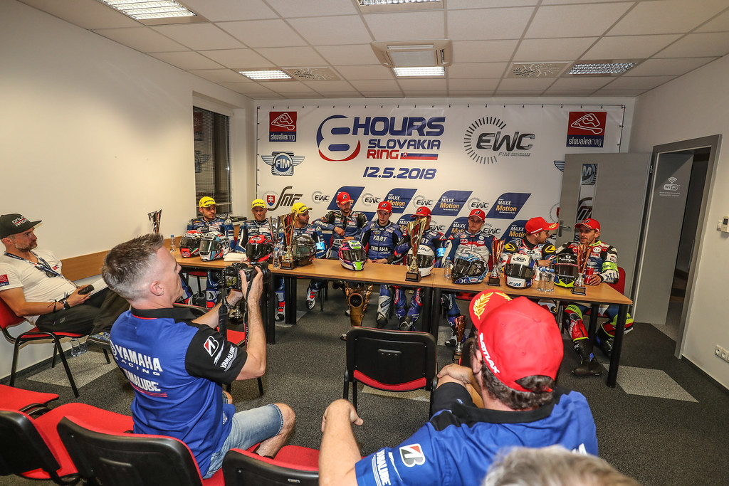 8,Heures,Slovakia,Ring,2018,Press,Conference
