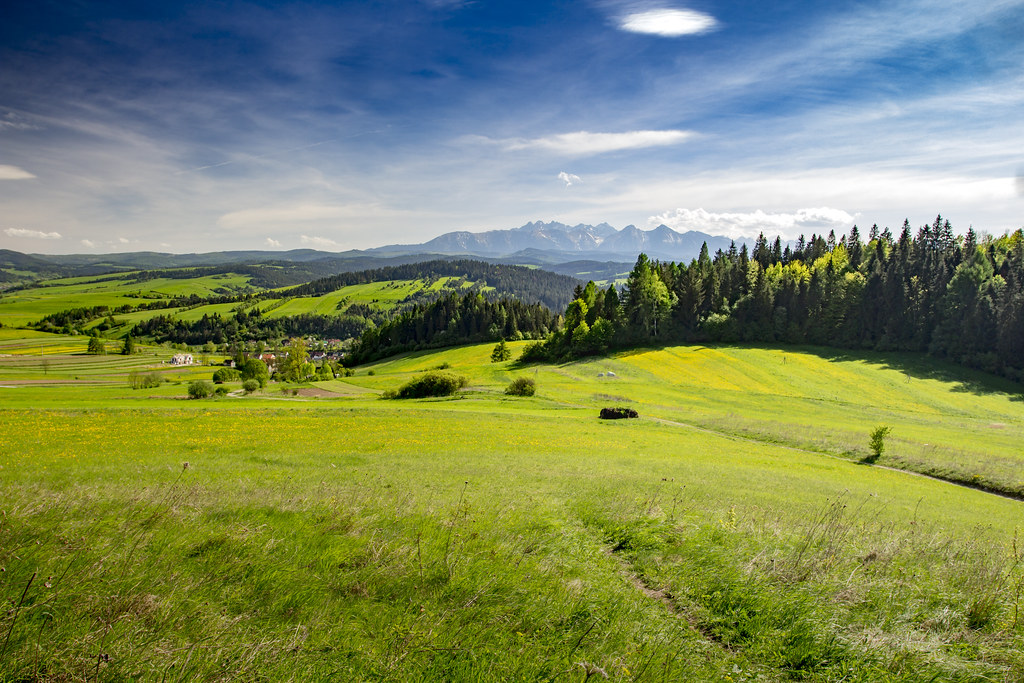 Sromowce Niżne Landscape - Pieniny - Poland