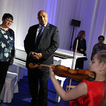 Boyko Borissov, Donald Tusk arrive at Sofia Tech Park
