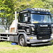 TDR Transport Services Scania G360 BJ17WUX Peterborough Truckfest 2018