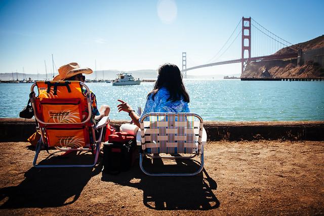 Golden Gate Bridge, CA, USA