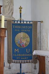 Thurgarton All Saints Aldborough St Mary MU