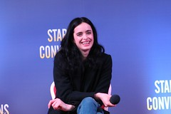 Krysten Ritter | Jessica Jones panel
