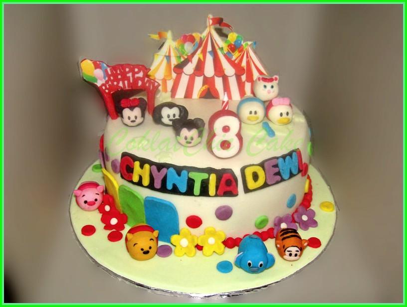 Cake Disney Tsumtsum Chyntia 20 cm