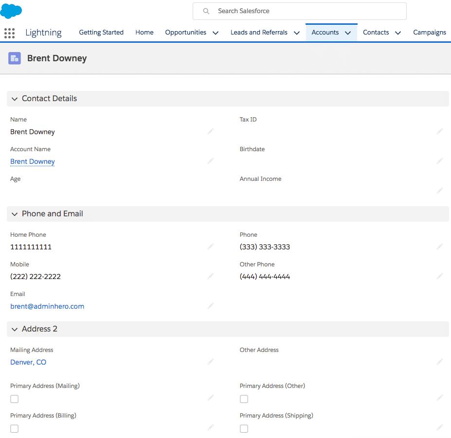 FSC-Individual-Account