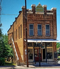 Faulk and Gauntt Building- Athens TX (1)