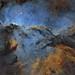 NGC6188 in SHO