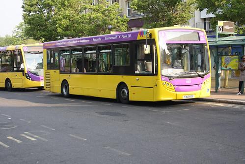 Yellow Buses 524 YX12AEU