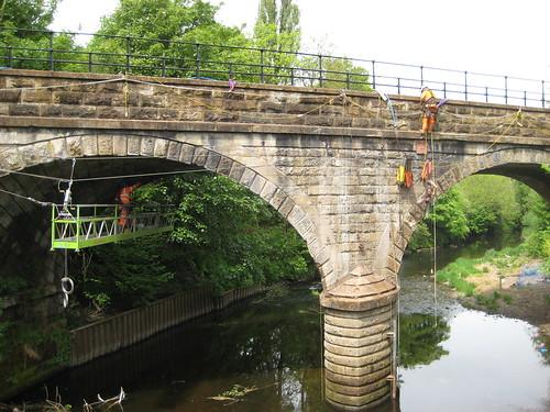 Pollokshaws Railway Viaduct
