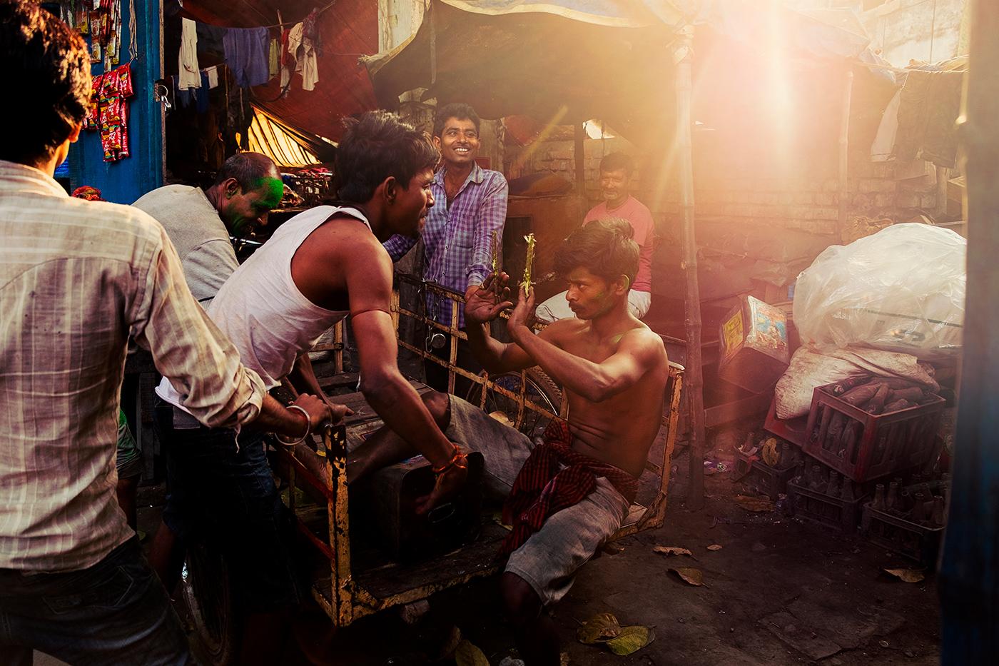 Поймал вора в Индии и хотел вершить самосуд. Что из этого вышло...