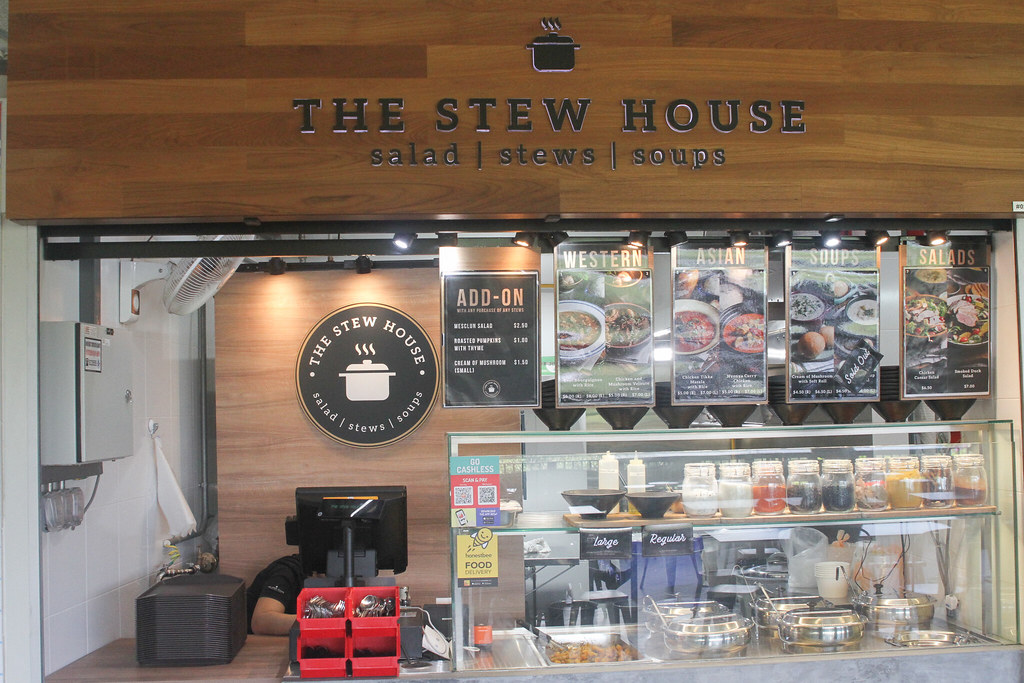 The Stew House - Storefront