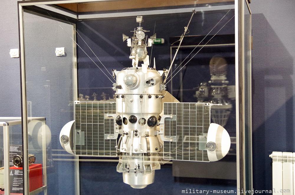 Музей космонавтики и ракетной техники СПб -96