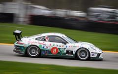 #1 RomanDeAngelis KellyMossRoadRace Porsche991-1