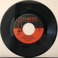 THE BRIDES OF FUNKENSTEIN:DISCO TO GO(RECORD SIDE-B)