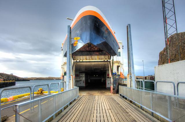 Stykissholmur Ferry