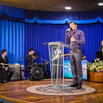 Culto de Gloria - 12 de Abril