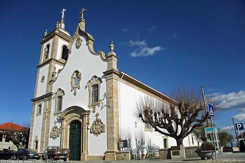 Igreja Matriz de Canas de Santa Maria - Portugal 🇵🇹