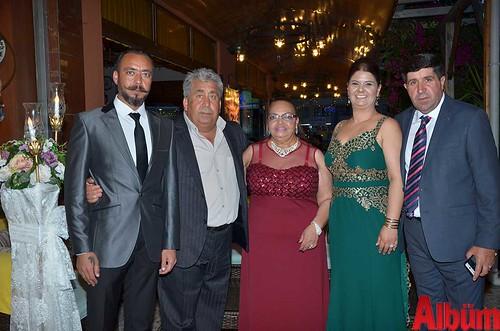 Haluk Sezer, Ahmet Sezer, Ayaz Sezer, Gonca Karaçengel, Aziz Karaçengel