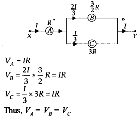 NEET AIPMT Physics Chapter Wise Solutions - Current Electricity explanation 4