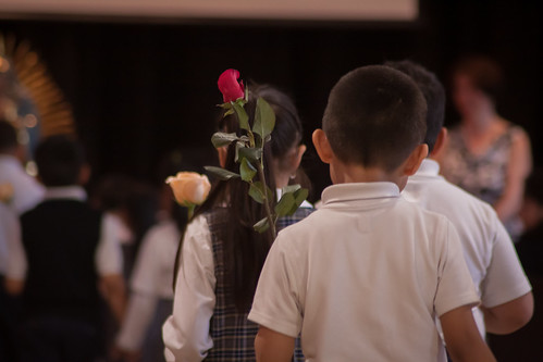 San Juan Diego Academy celebrates May crowning