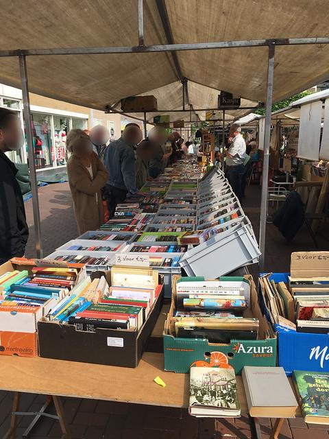 Boekenmarkt Almelo 2018
