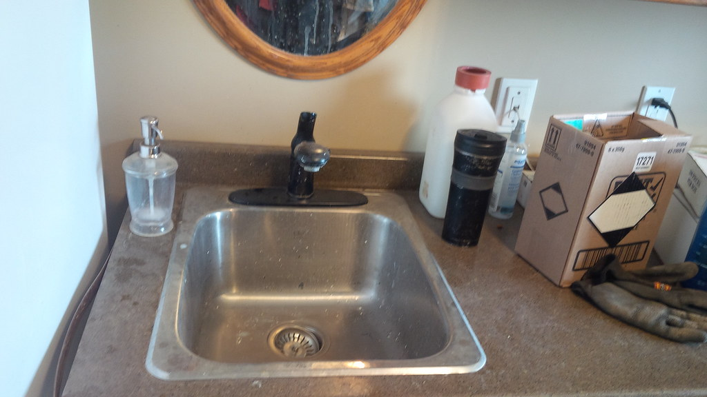 The Mudroom Sink