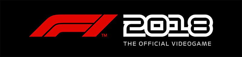F1 2018 Logo