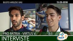 Pro Patria-Virtus V. del 13-05-18