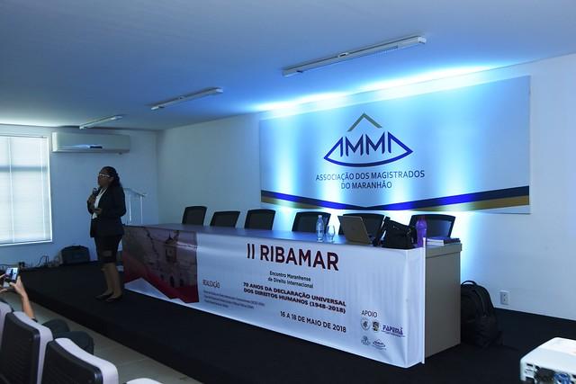 AMMA sedia o II Encontro Maranhense de Direito Internacional, intitulado Ribamar