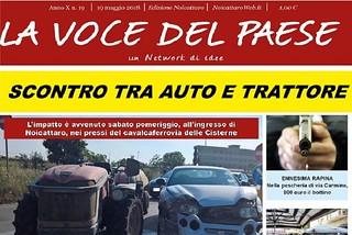 Noicattaro. copertina 19 front