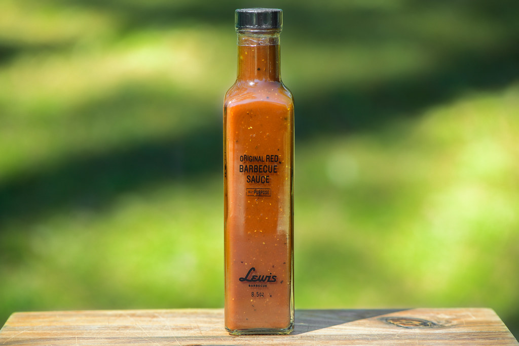 Original Red Barbecue Sauce