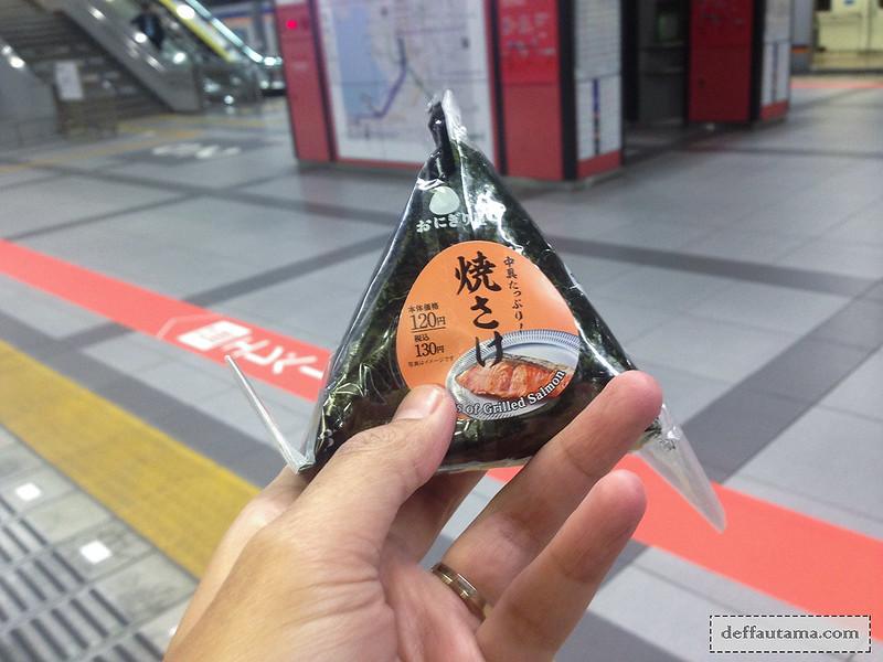 9 Hari Babymoon ke Jepang - Onigiri