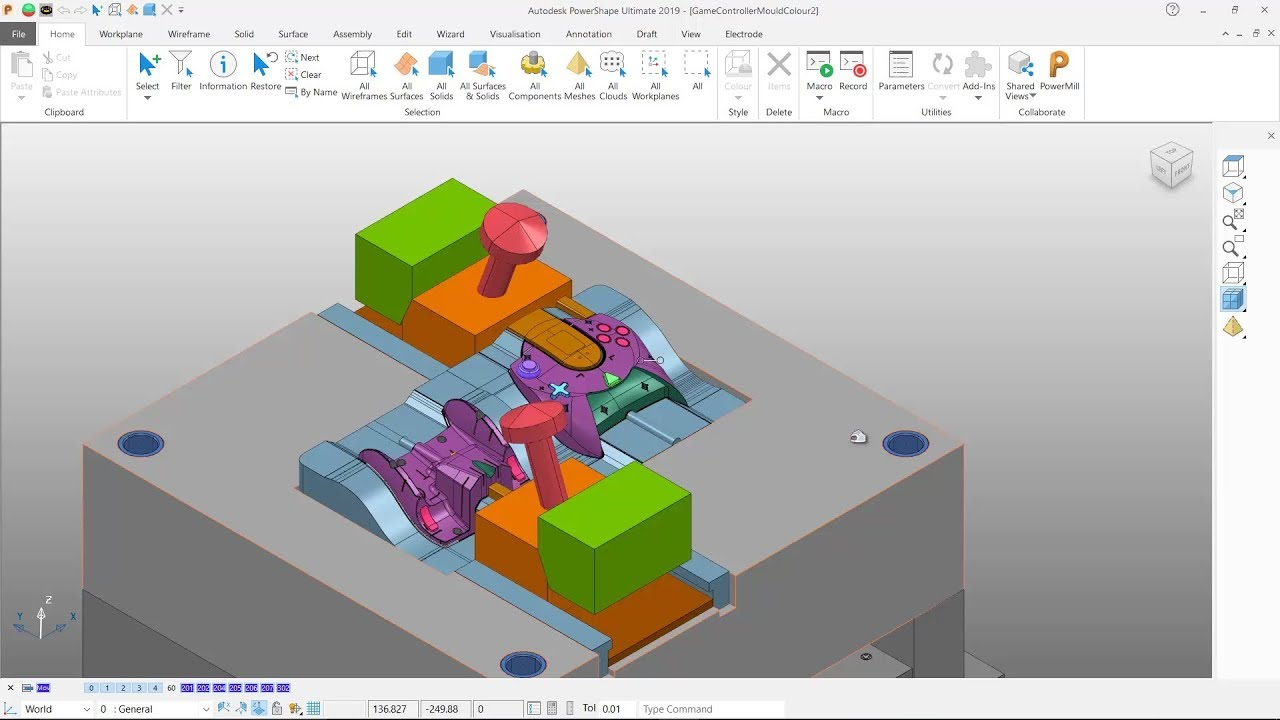 download Autodesk PowerShape Ultimate 2019 x64 full license