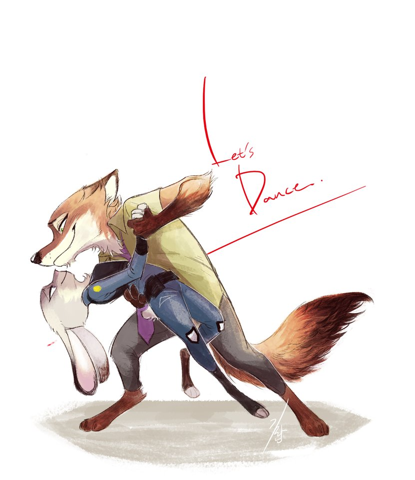 Art of the Day # 194:  Let's Dance