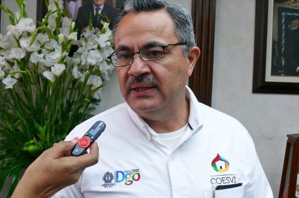 PÁG. 4 (1). Ing. José Flores Hernández, director de la COESVI, figura decorativa sin autoridad ni poder de desicion.