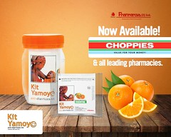 Kit Yamoyo Poster - Choppies Supermarket