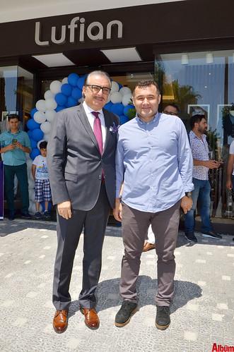 Serbülent Sürmeli, Adem Murat Yücel.