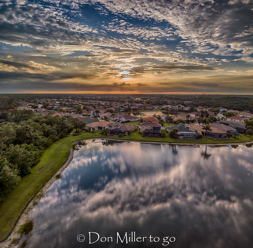 mavicpro skycandy skypainter drone millerville sunsetmadness sunsets nature reflection lake outdoors sunsetsniper aerial sky goldenhour florida venice unitedstates us