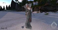 [LIZ] Boho dress