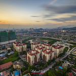 Different side of Kuala Lumpur