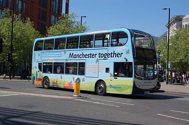 Stagecoach Manchester 19530 MX09 KTO, Nikon D50, AF Zoom-Nikkor 28-100mm f/3.5-5.6G