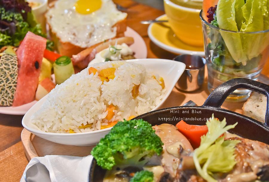 好堅果咖啡 菜單 台中早午餐 精誠商圈13