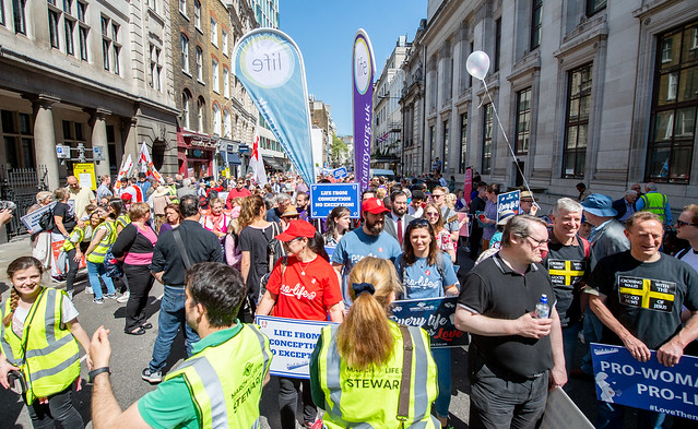 March for Life 2018 - March