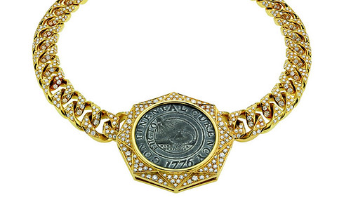 Bulgari Continental dollar