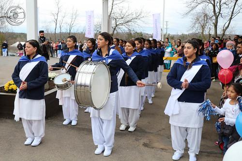 Welcome by Sewa Dal Band