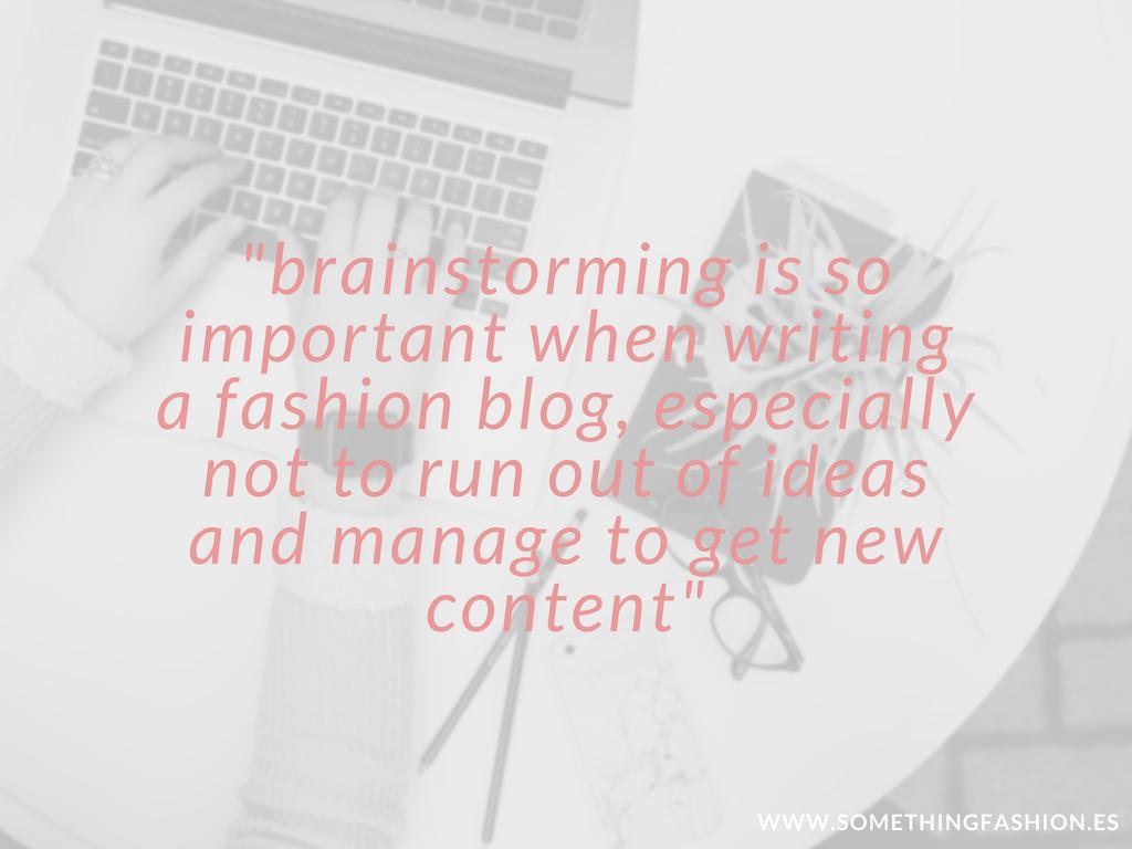 somethingfashion blogging advice tips howtobeafashionblogger valenciablogger tips easy blog 20185