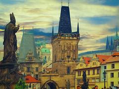 """""""Picturesque"""" - Prague"""