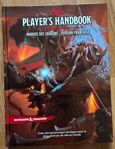 D&D5 players guide