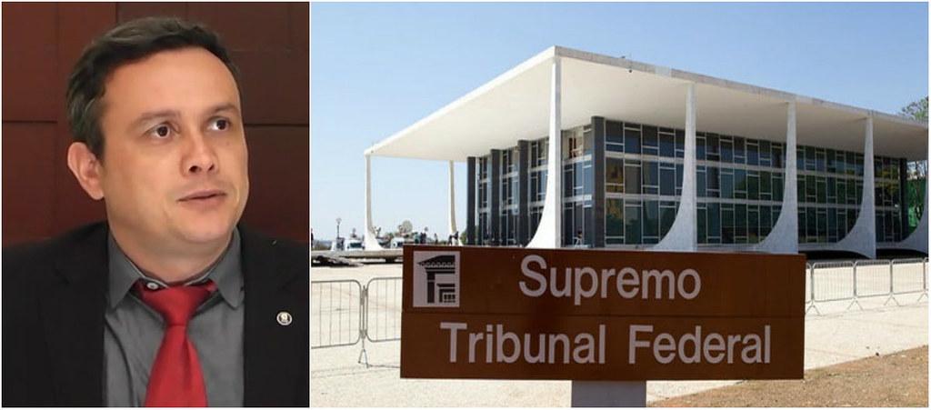 Juiz não pode proibir jornalista de publicar críticas em rede social, diz STF, clemilton e o STF